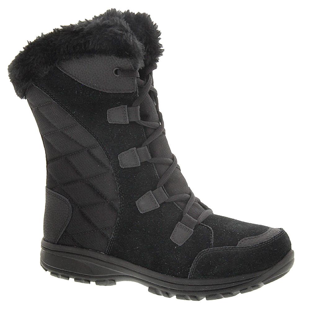 Columbia Ice Maiden II Women's Black Boot 6 M 510754BLK060M