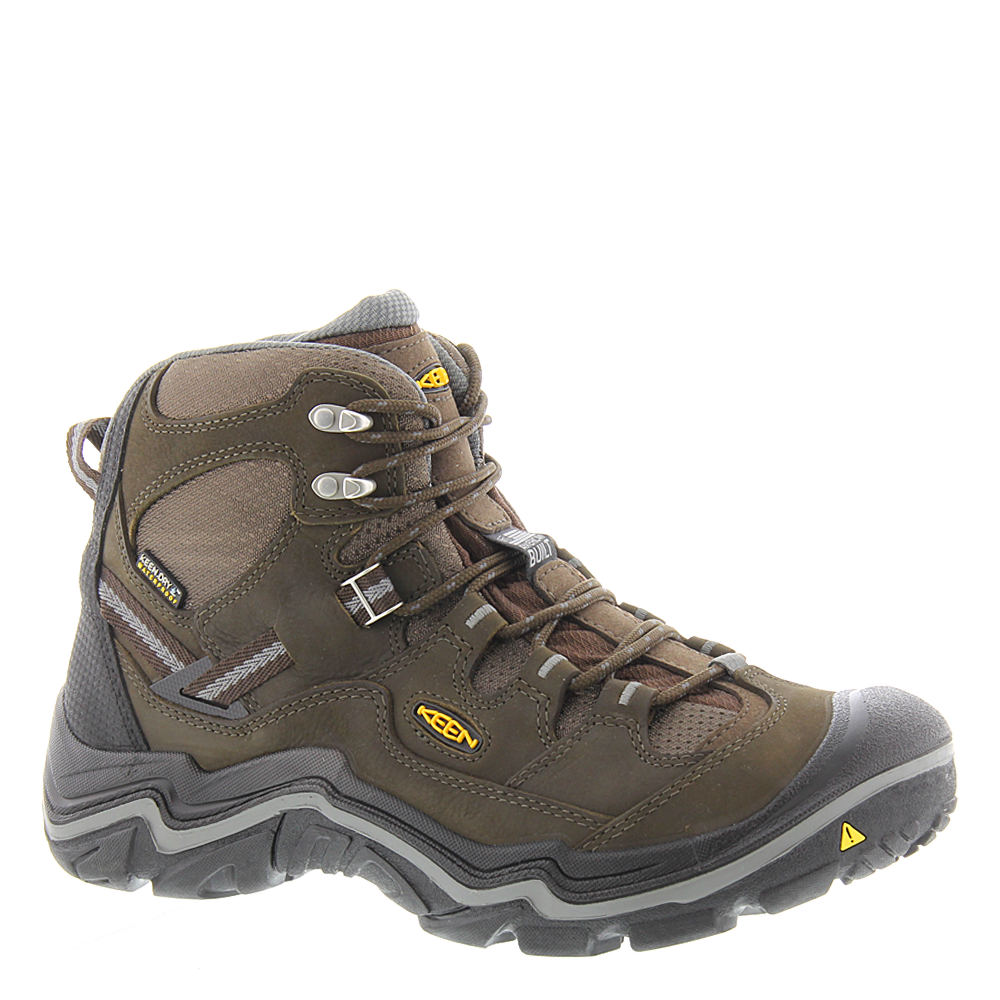 Keen Durand Mid WP Men's Brown Boot 9 W
