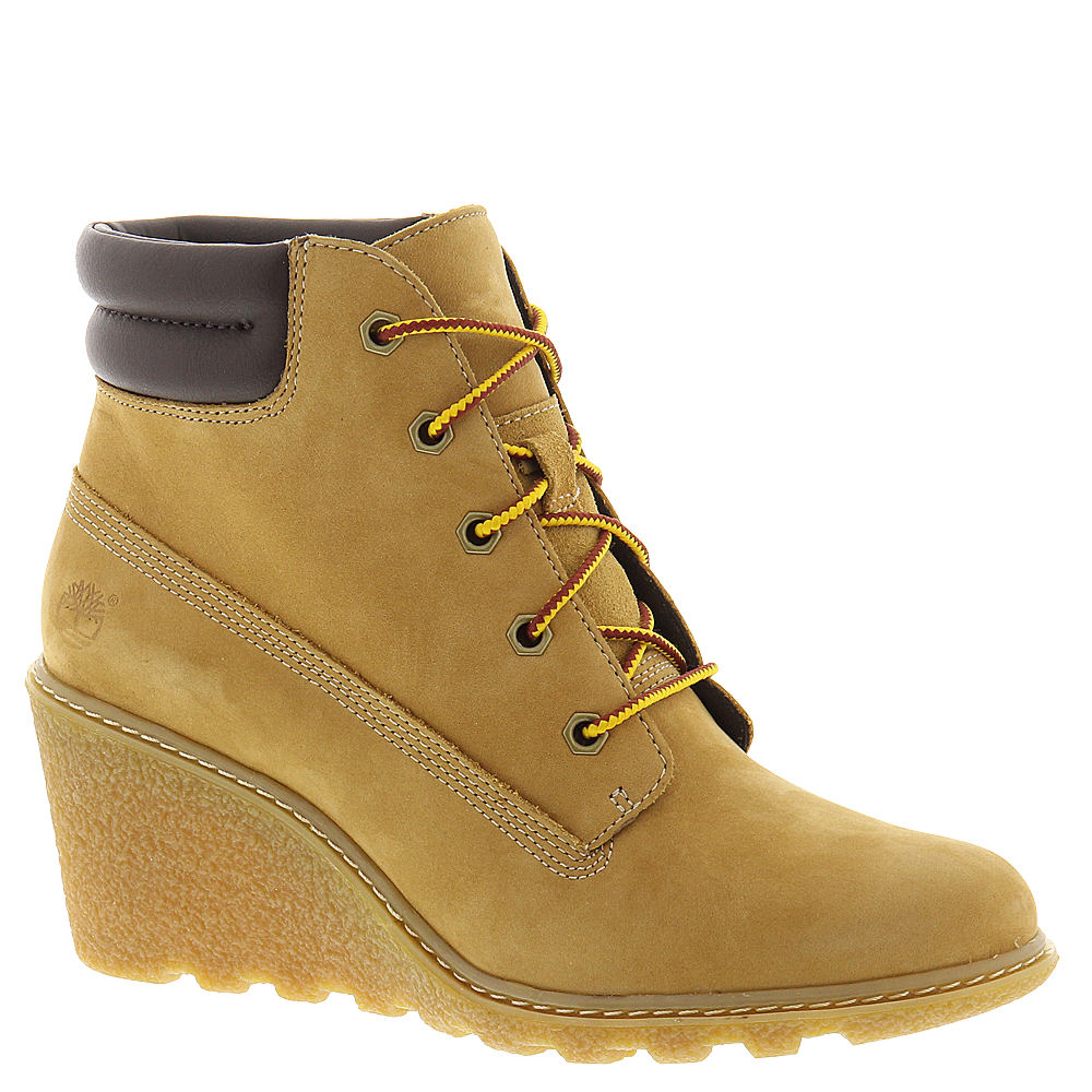 "Timberland EK Amston 6"" Boot Women's Tan Boot 8 M"