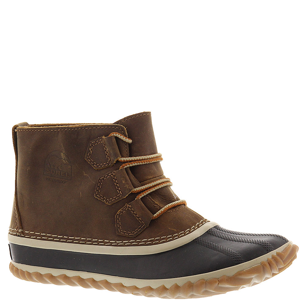 Sorel Out 'n About Leather Women's Brown Boot 8 M