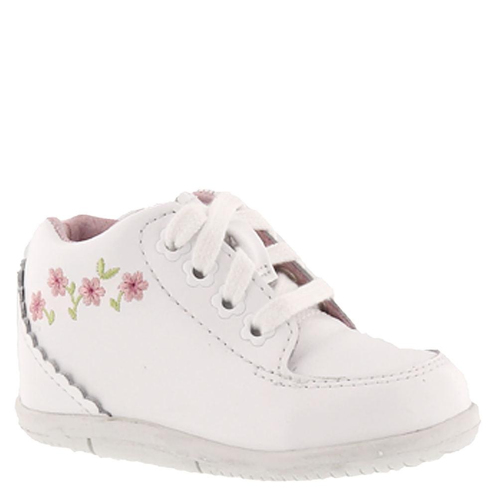 Stride Rite SRT Emilia Girls' Infant-Toddler White Oxford...
