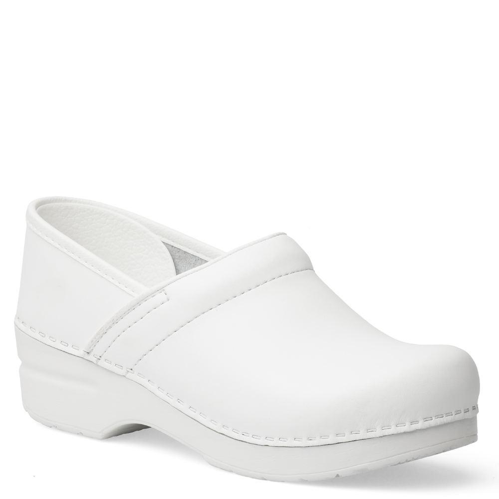 Dansko Professional Clog Women's White Slip On Euro 38   ...