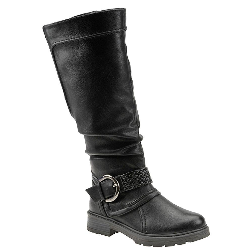 WANDERLUST Steffi Wide Shft Women's Black Boot 6 W