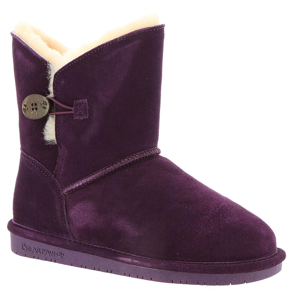 Bearpaw Rosie Women's Purple Boot 8 M