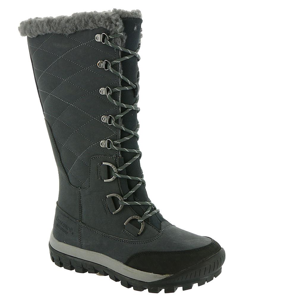 Bearpaw Isabella Women's Grey Boot 10 M