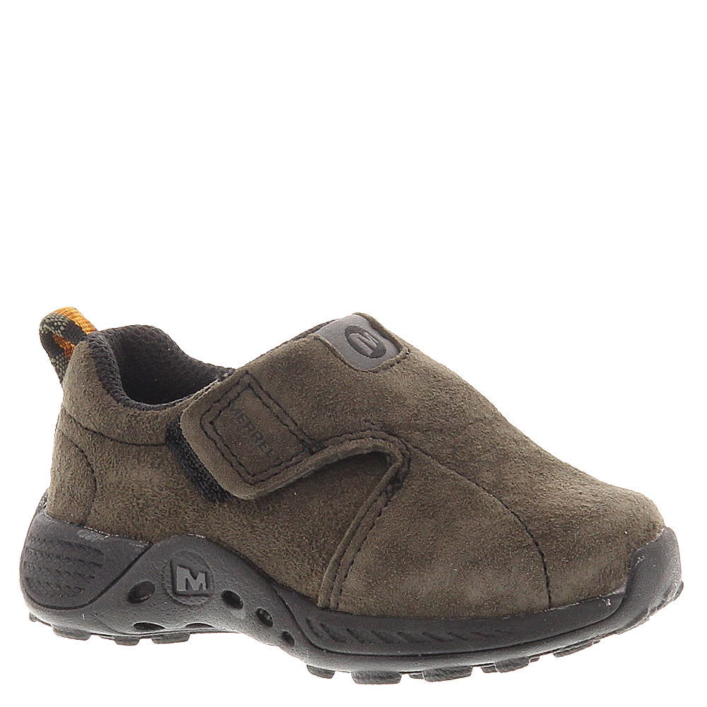 Merrell Jungle Moc Sport AC Boys' Infant-Toddler Grey Sli...