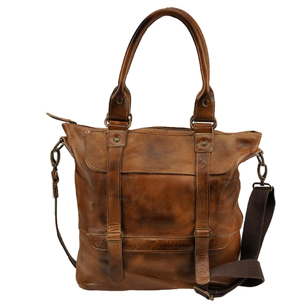 Bed:Stu Big Fork Tote Bag Tan Bags No Size