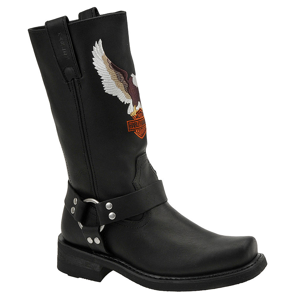 Harley Davidson Darren Men's Black Boot 10.5 W