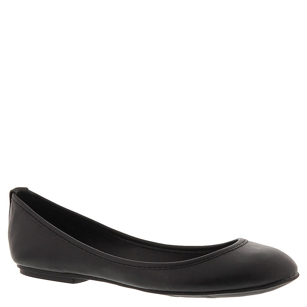MIA Ballerina Women's Black Slip On 6 M 584836BLK060M