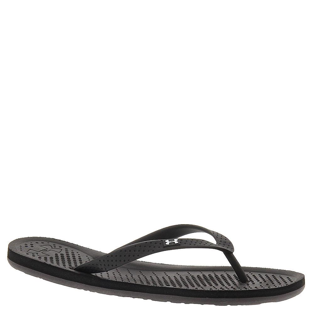 Under Armour Atlanticdune T Women's Black Sandal 6 M 585681BLK060M