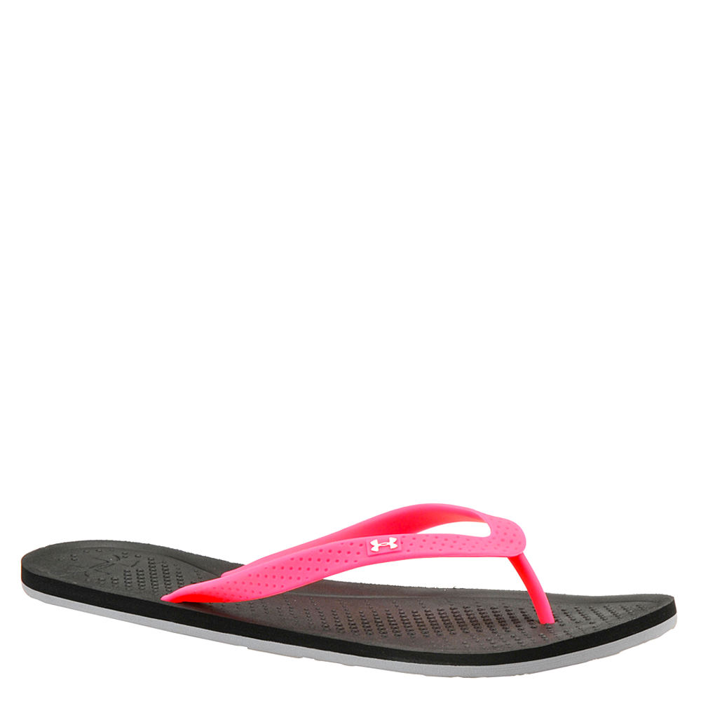 Under Armour Atlanticdune T Women's Black Sandal 6 M 534055BLK060M