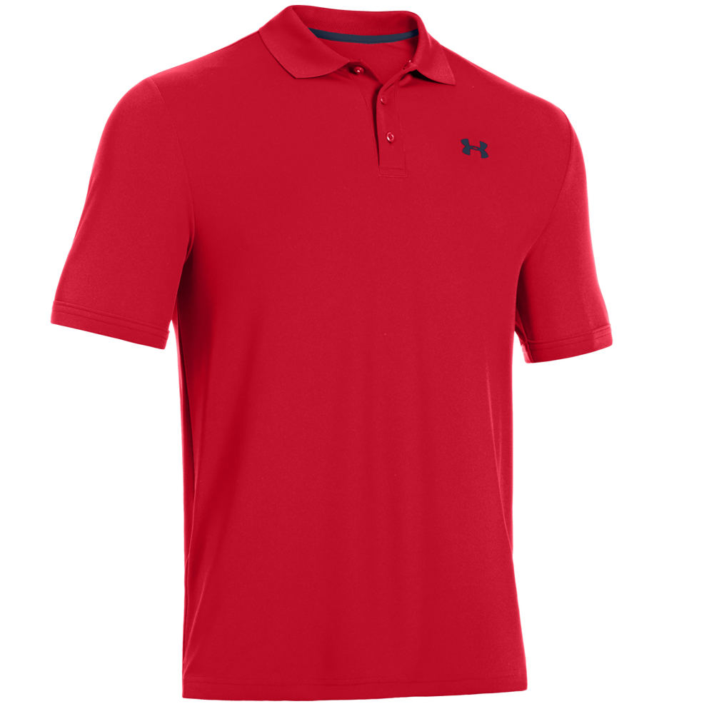Under Armour Performance Polo (men's) 707784REDXL