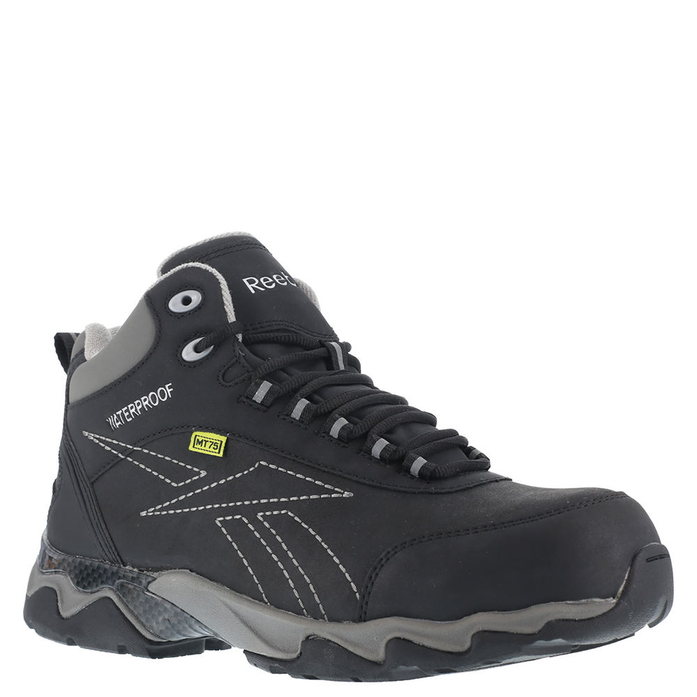Reebok Work Beamer Hiker Men's Black Boot 13 M 650847BLK130M