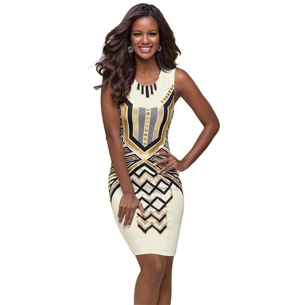 Egyptian Dress White Dresses 2X