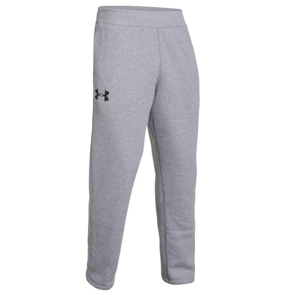 Under Armour Rival Pant men's Grey Pants XXL-Regular 707945GRY2XL