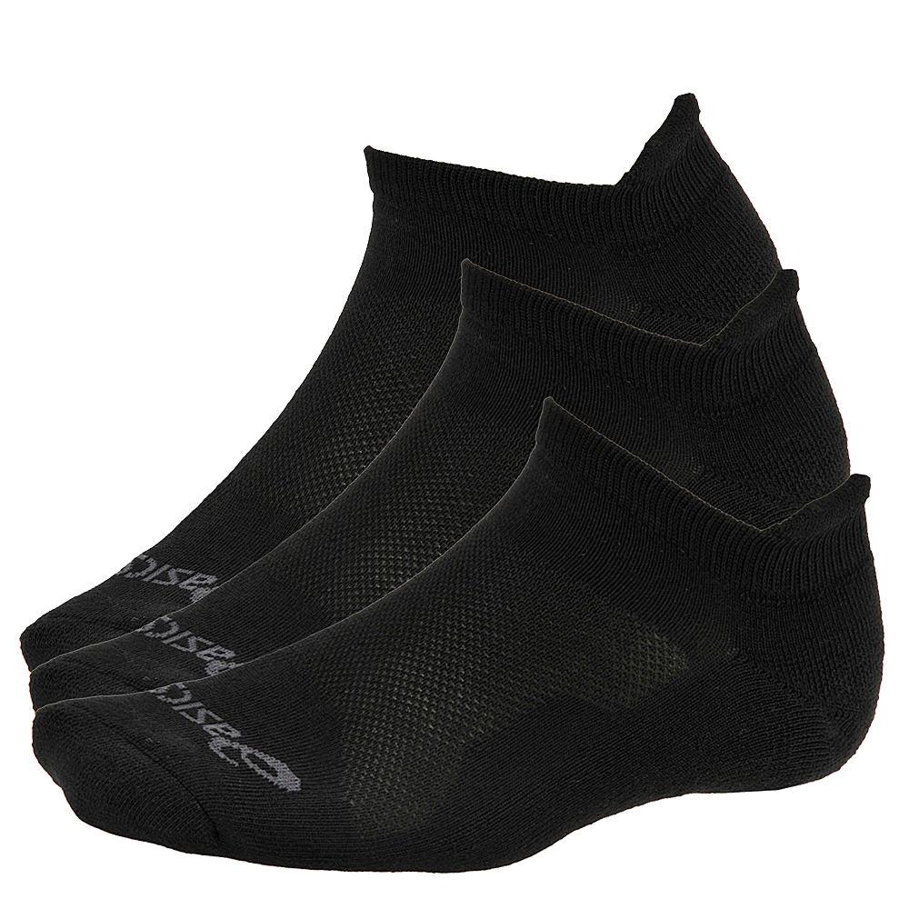 Asics Cushion Low Socks Black Socks S 637003BLKSML