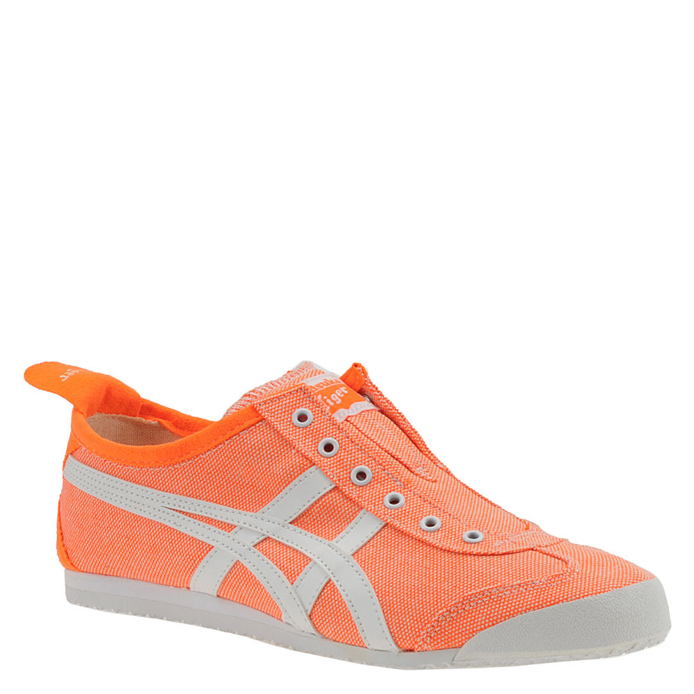 Asics Mexico 66 Slip-On Women's Orange Sneaker 9 B