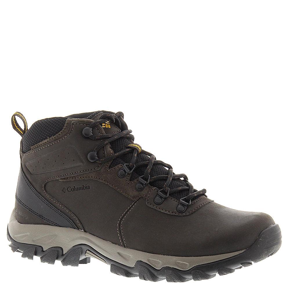 Columbia Newton Ridge Plus II Waterproo Men's Brown Boot 11 M 637118COR110M