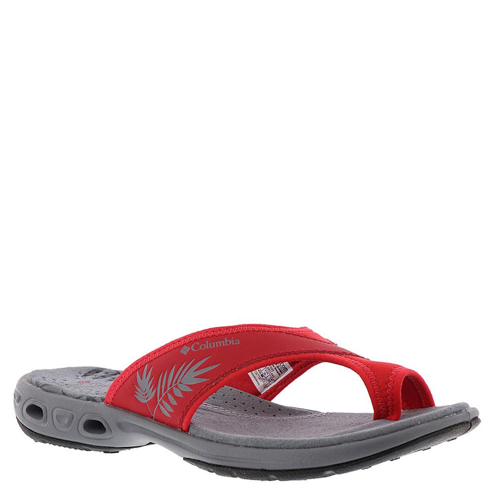Columbia Kea Vent Women's Red Sandal 8 M 551964APL080M