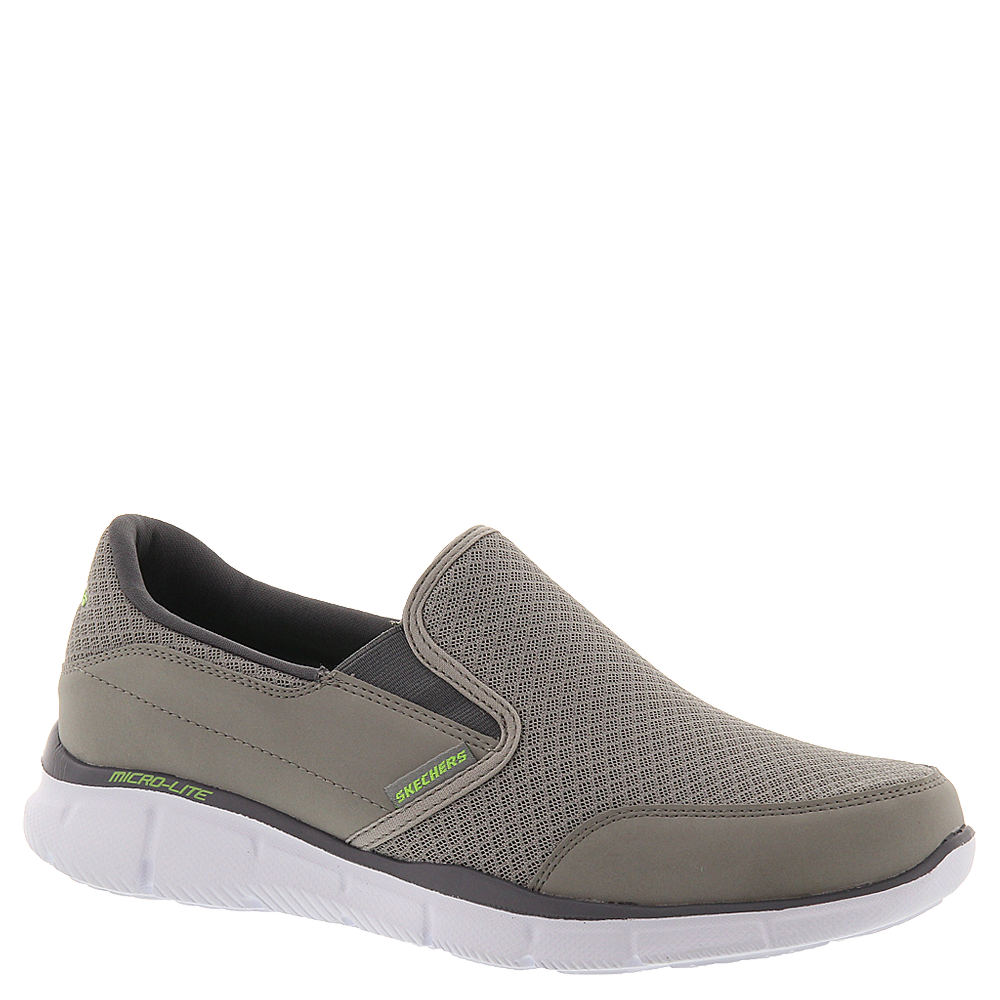 Skechers Sport Persistent Men's Grey Slip On 12 M