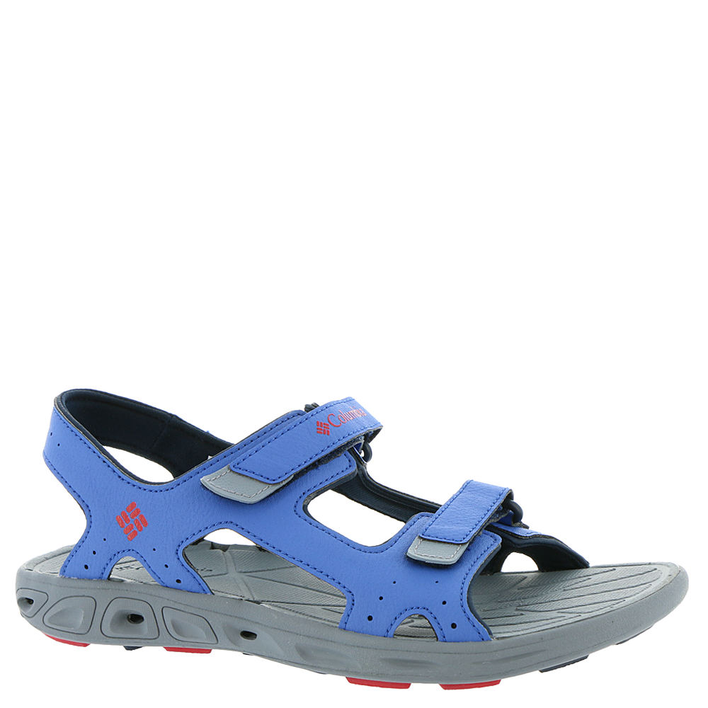 Columbia Techsun Vent Boys' Toddler-Youth Blue Sandal 4 Youth M 822793SMB040M