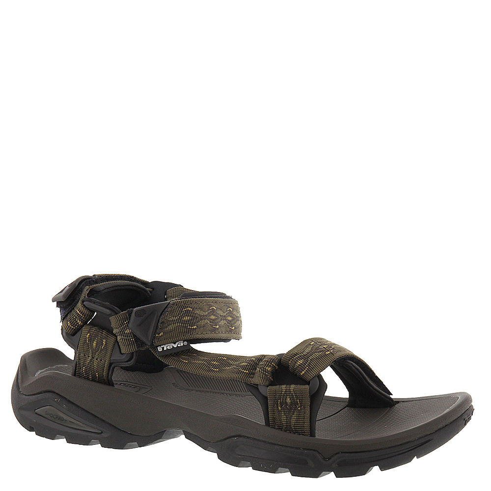 Teva Terra Fi 4 Men's Green Sandal 13 M