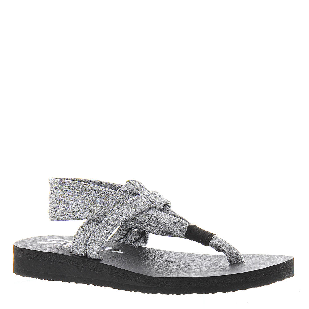 Skechers Cali Meditation Women's Grey Sandal 5 M 513238GRY050M