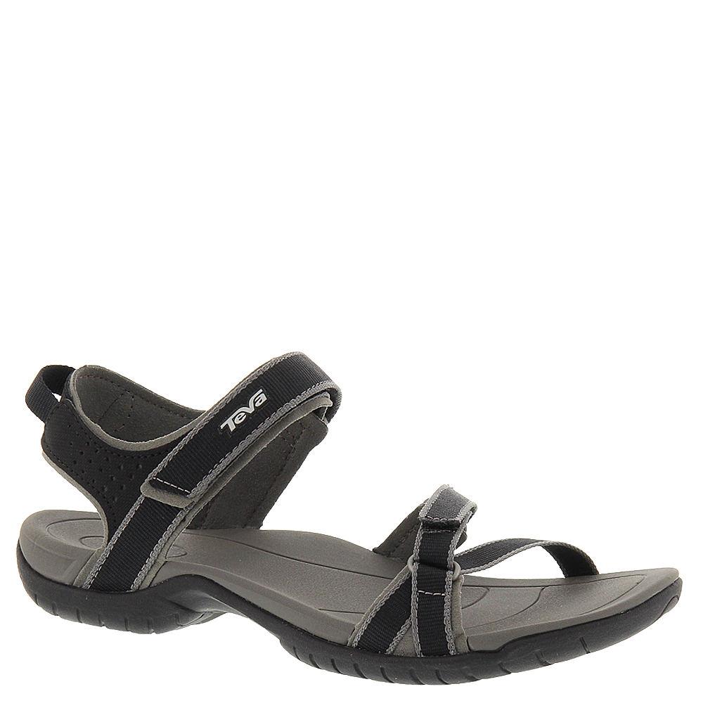 Teva Verra Women's Black Sandal 7.5 M