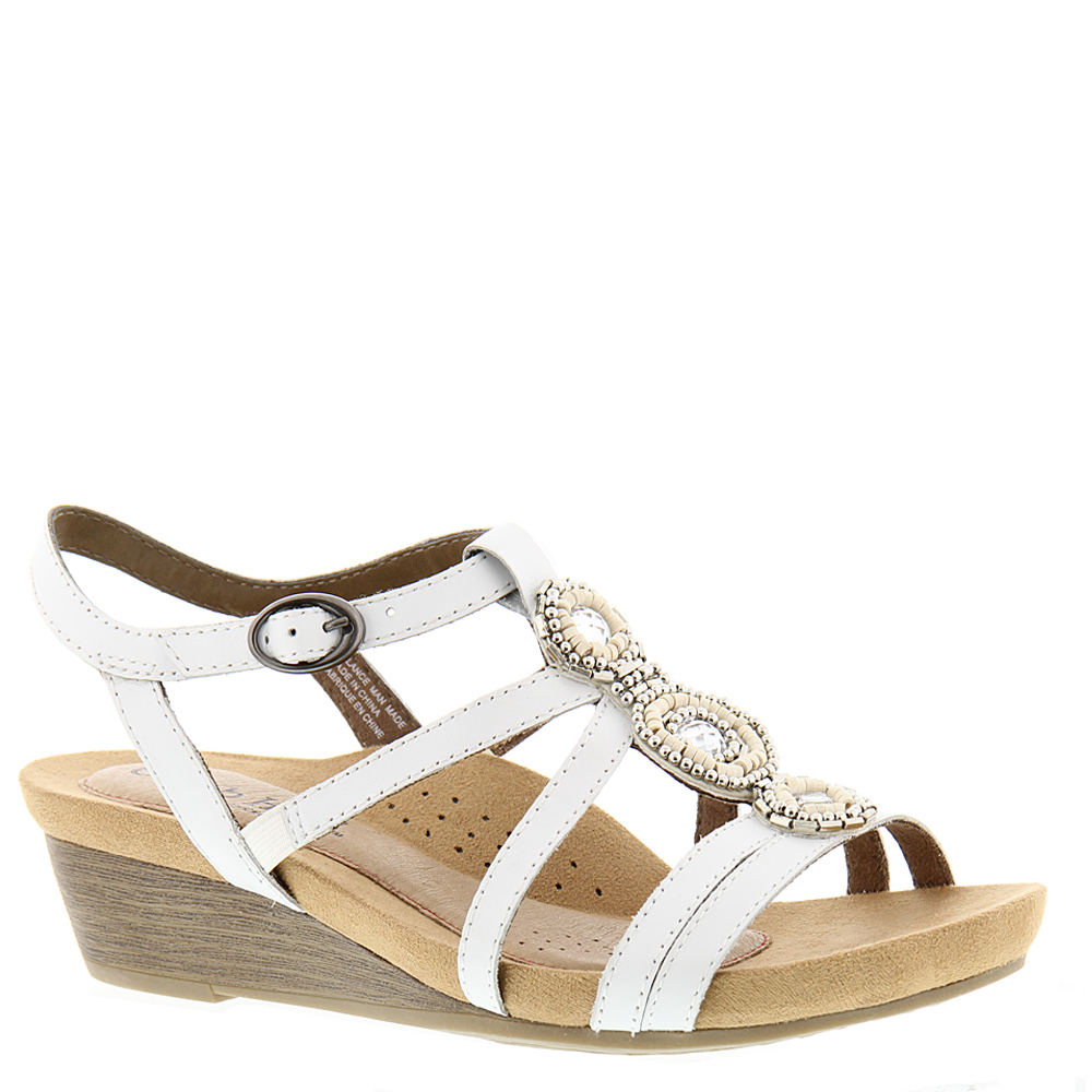 Rockport Cobb Hill Collection Hannah Women's White Sandal...