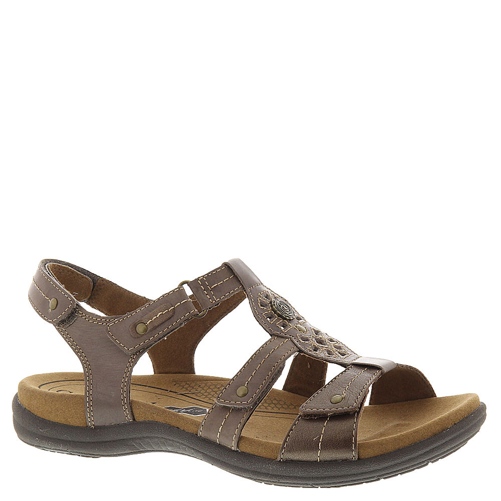Cobb Hill Collection REVsoothe Women's Grey Sandal 6 M