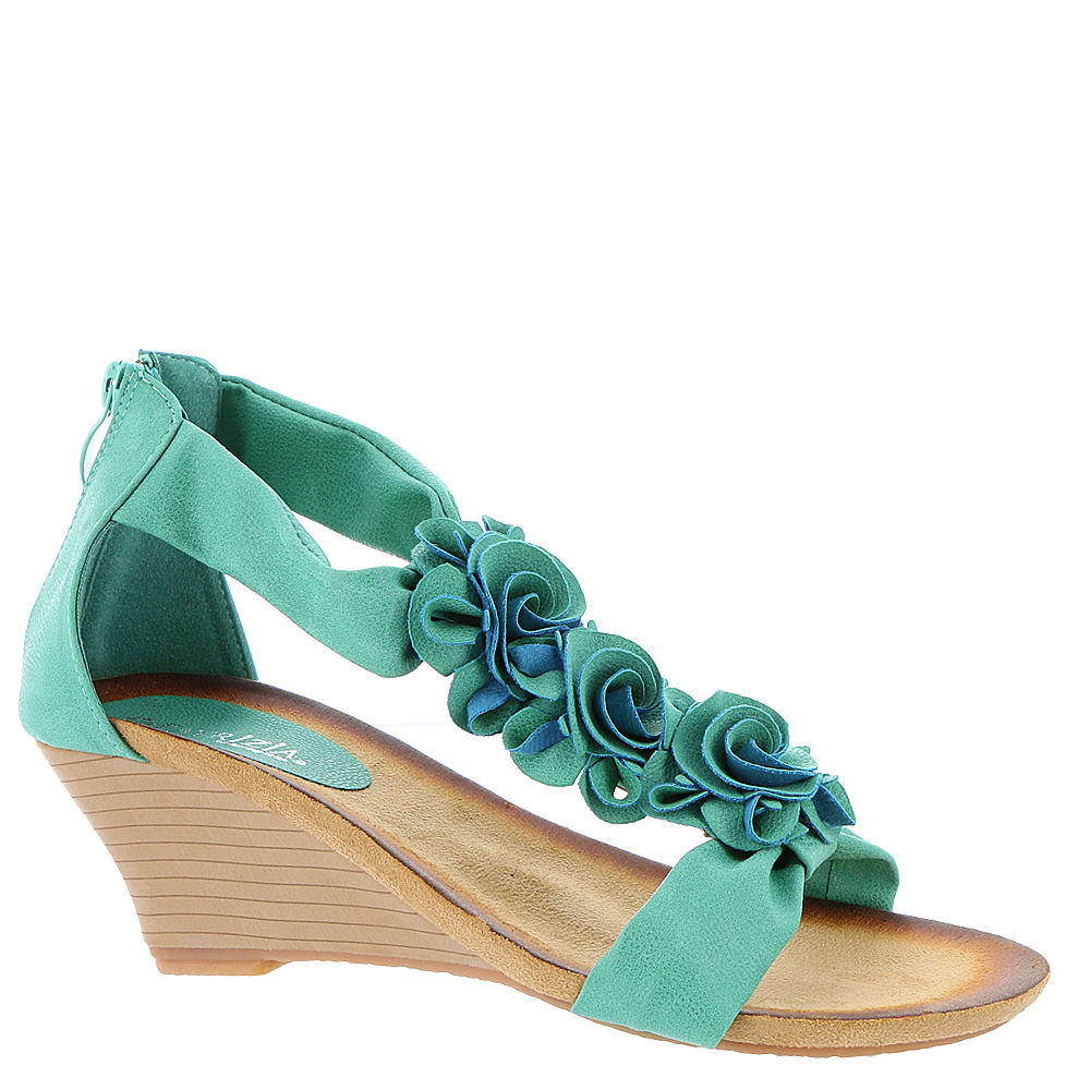 Patrizia Harlequin Women's Blue Sandal Euro 41      US 9....