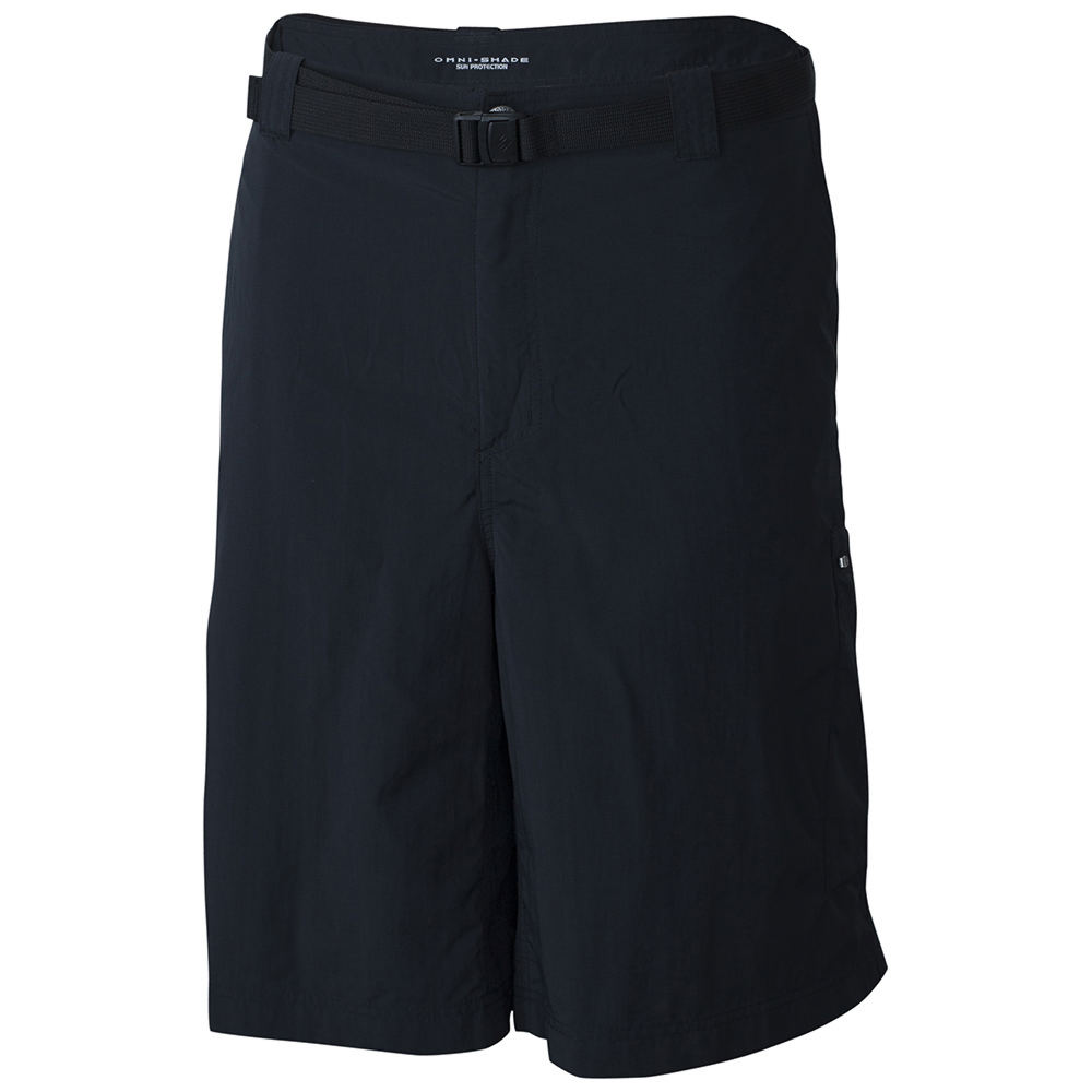 Columbia Silver Ridge Cargo Short men's Black Shorts 40