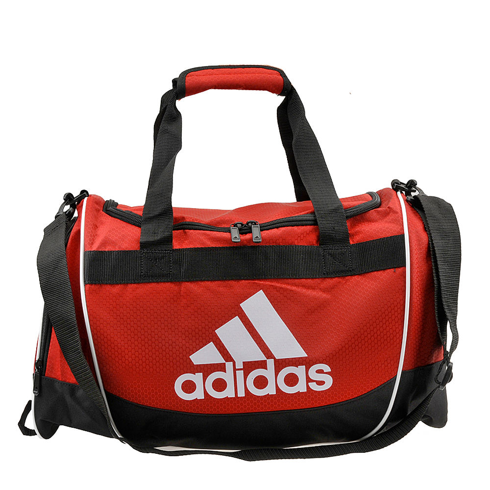 adidas Defender II Small Duffel Red Bags No Size 637985RED