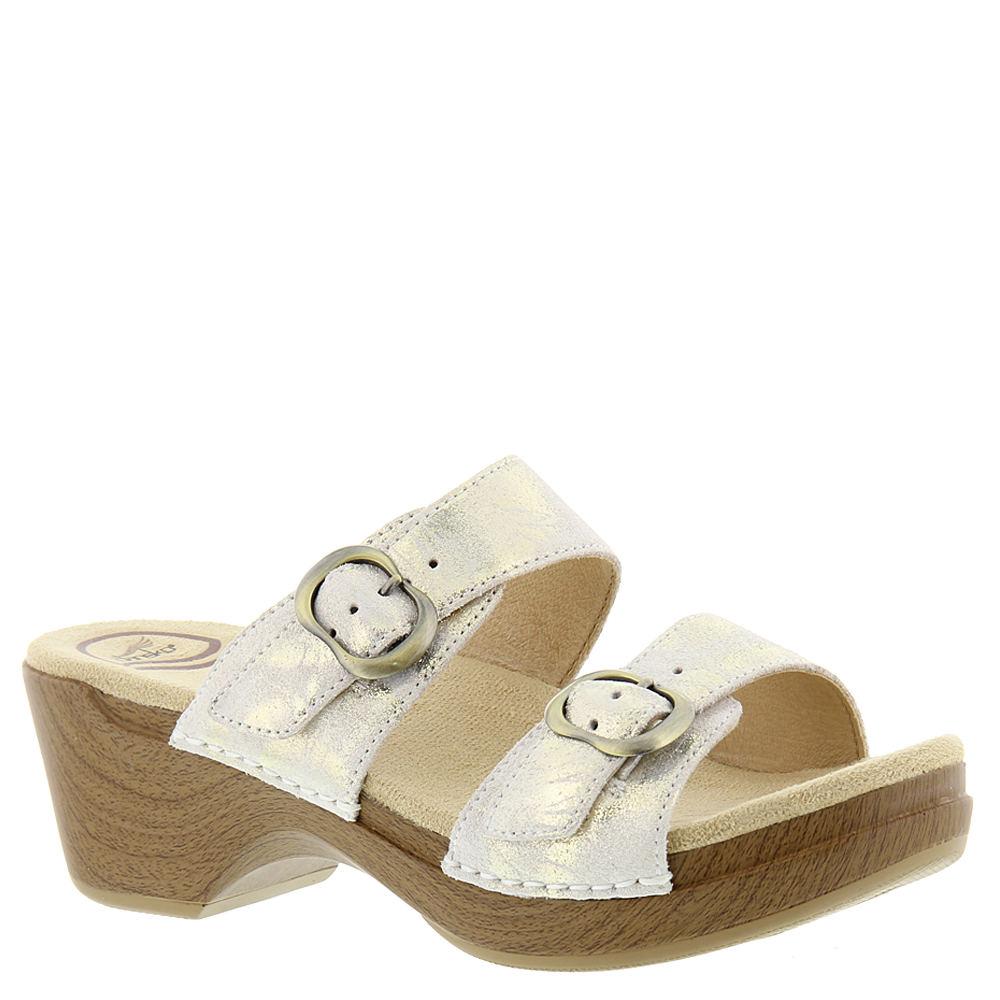 Dansko Sophie Women's Bone Sandal Euro 37      US 6.5 - 7 M