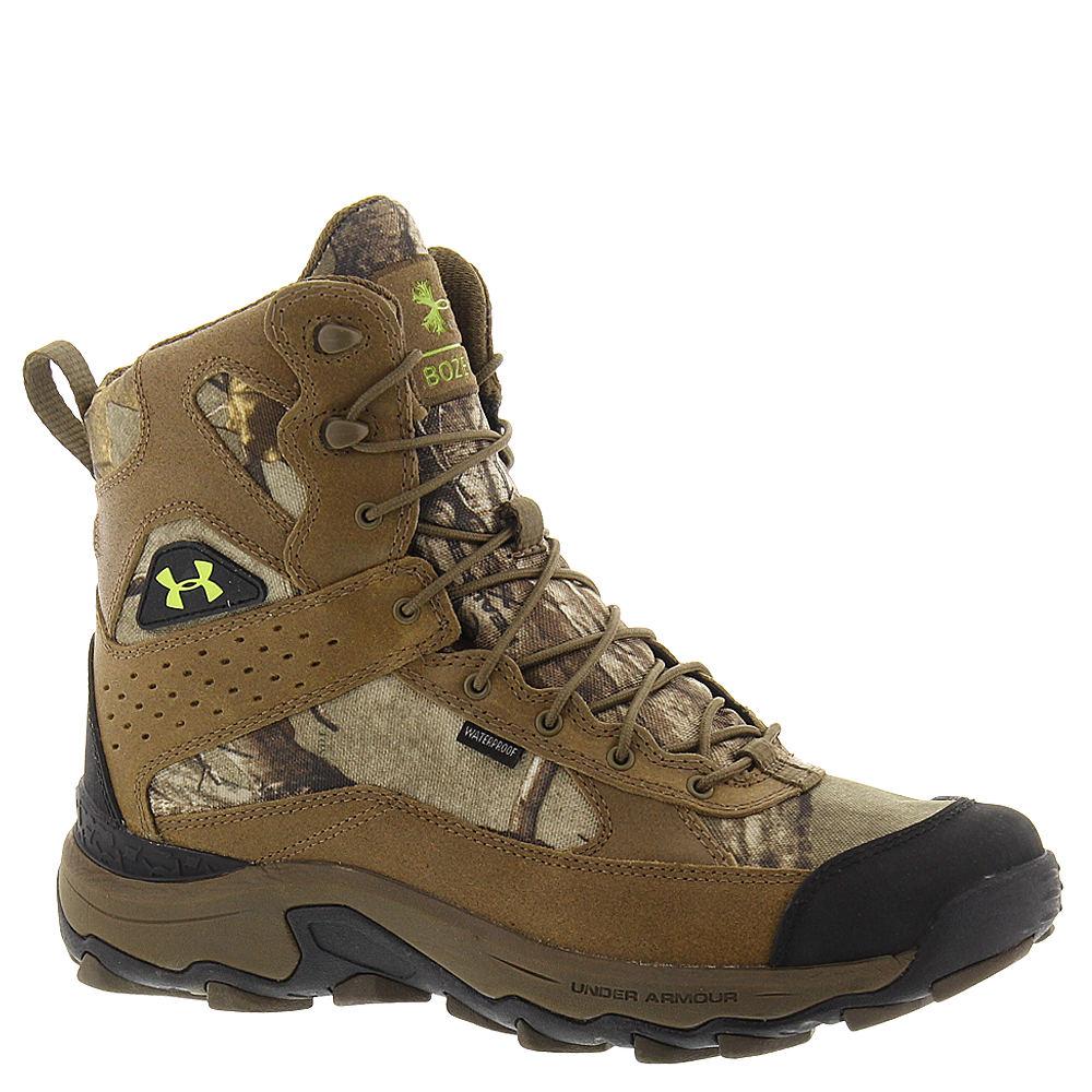 Under Armour UA Speed Freek Bozeman Men's Brown Boot 10 D