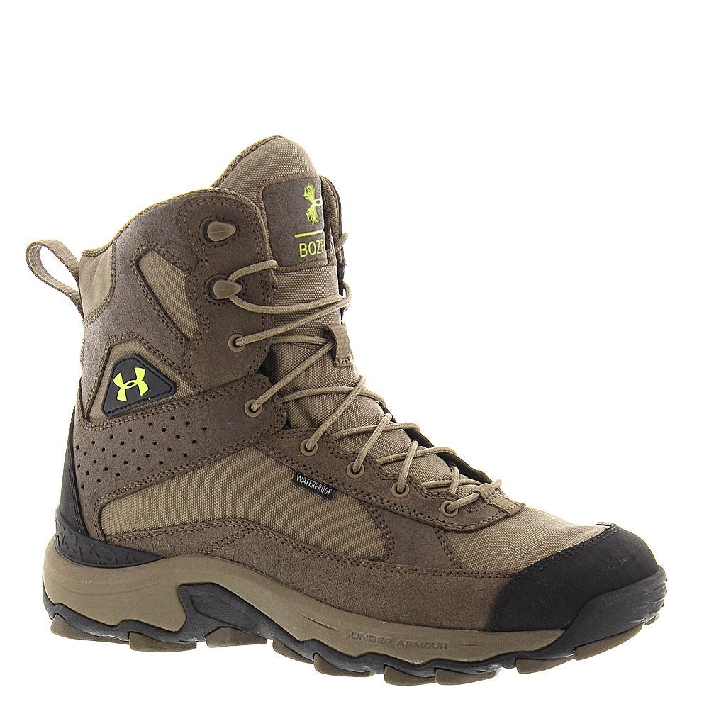 Under Armour UA Speed Freek Bozeman Men's Brown Boot 9 D