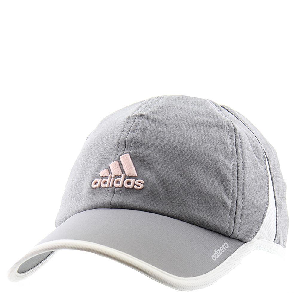 adidas Adizero II Cap women's Grey Hats One Size 541723GRY