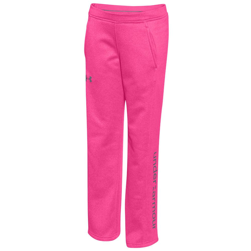 Under Armour Girls' Storm Armour(R) Fleece Pant 816456PNKXL