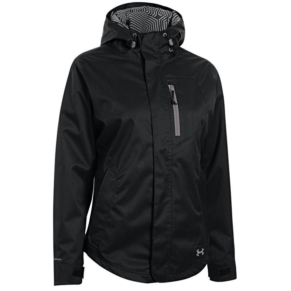 Under Armour UA Coldgear® Infrared Sienna 3-in-1 Jacket 708710BLKS