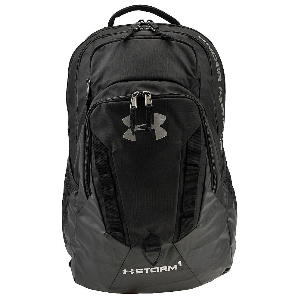 Under Armour Recruit Backpack Black Bags No Size 638197BLK