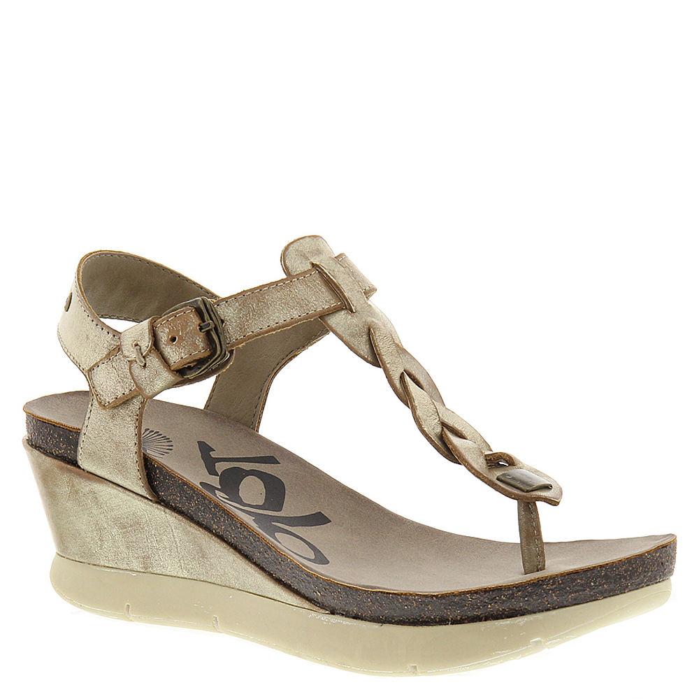 OTBT Graceville Women's Gold Sandal 10 M