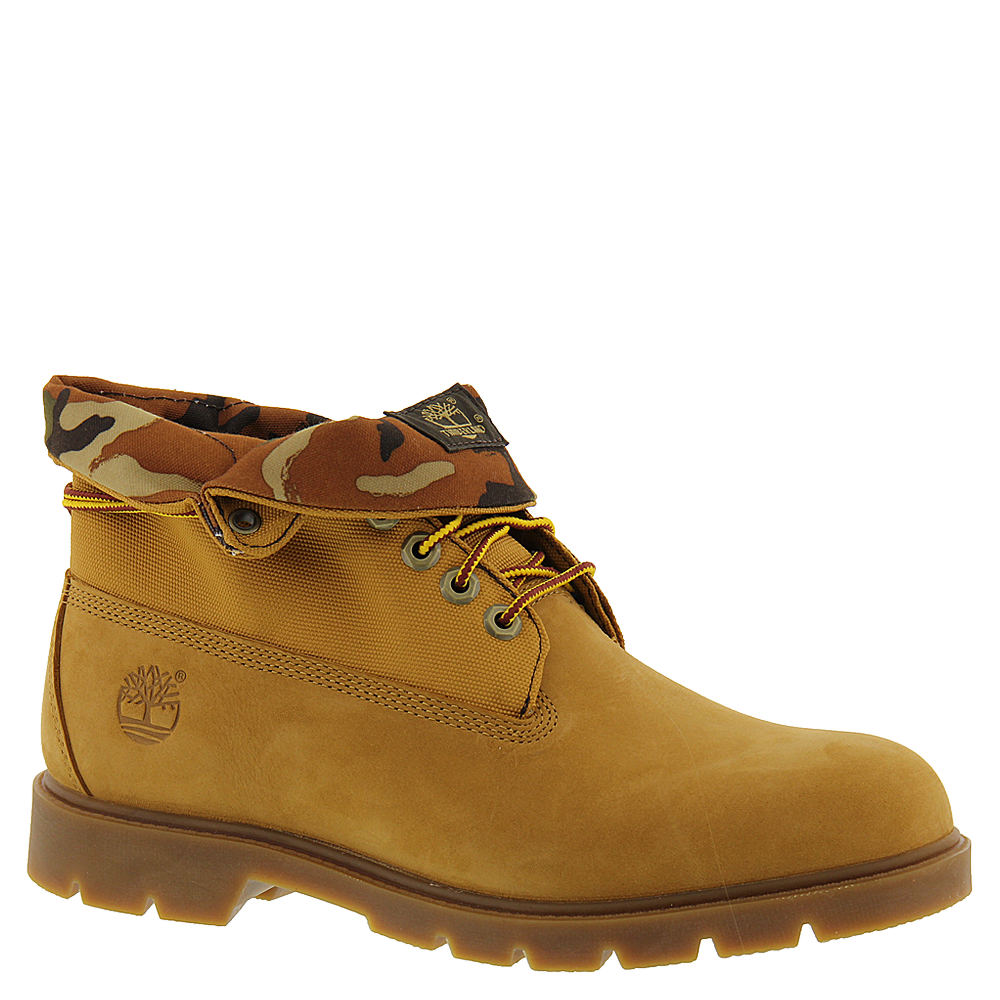 Timberland Icon Roll-Top Fabric Men's Tan Boot 11 M 638410WHE110M