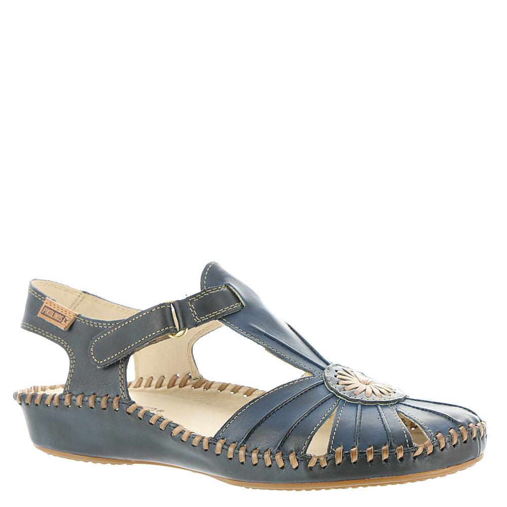 Pikolinos P Vallarta Fisherman Women's Blue Sandal Euro 3...