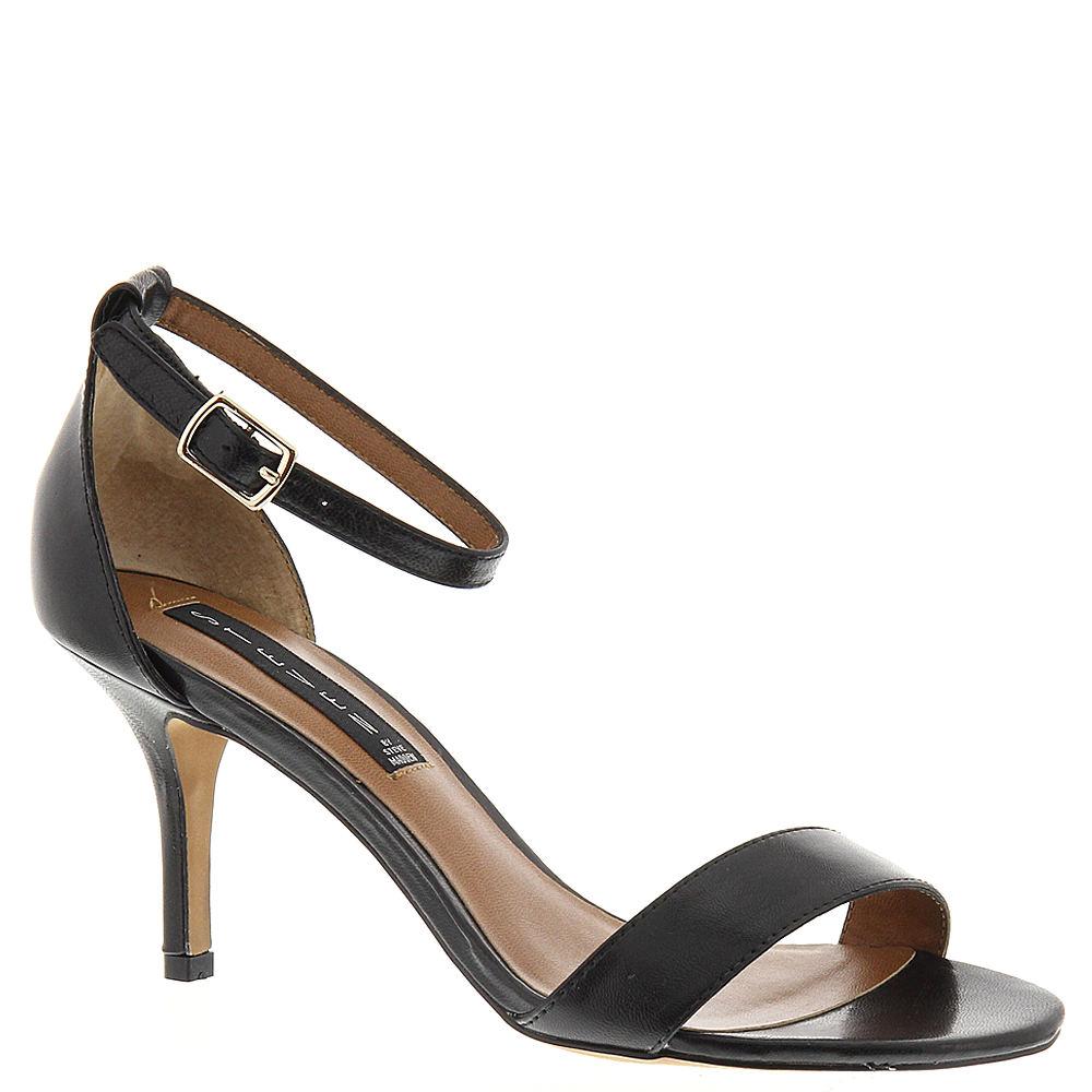 Steven By Steve Madden Viienna Women's Black Sandal 10 M 591229BLK100M
