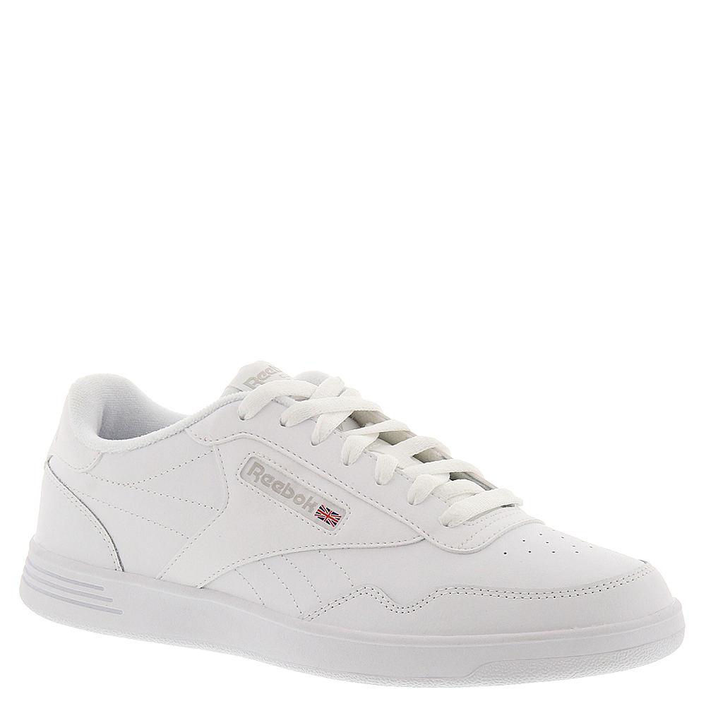 Reebok Club MEMT Men's White Sneaker 9.5 M 671007WHT095M