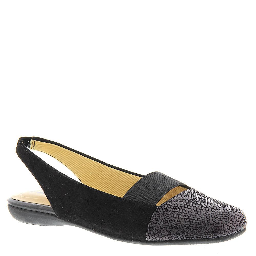 Trotters Sarina Women's Black Slip On 9 W 517214BLK090W