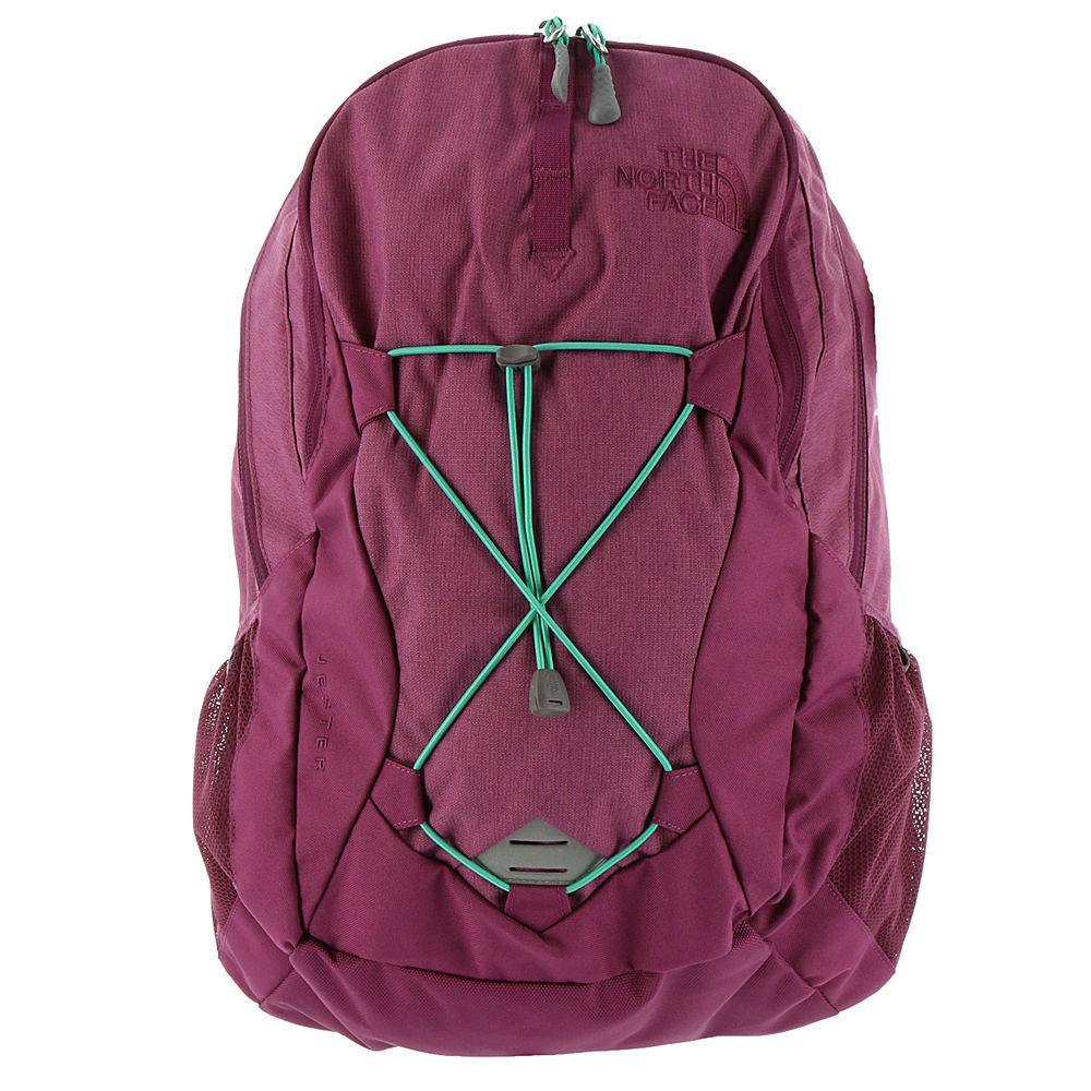 North Face Jester Backpack women's Purple Bags No Size