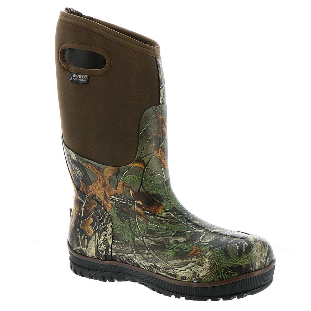 BOGS Ultra Tall Camo Men's Brown Boot 9 M 671623RLT090M