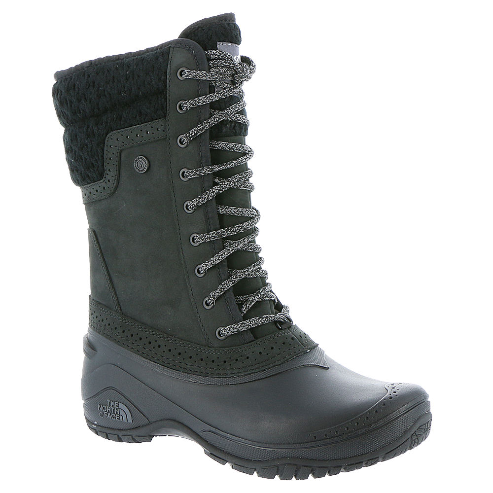 North Face Shellista II Mid Women's Black Boot 10.5 M