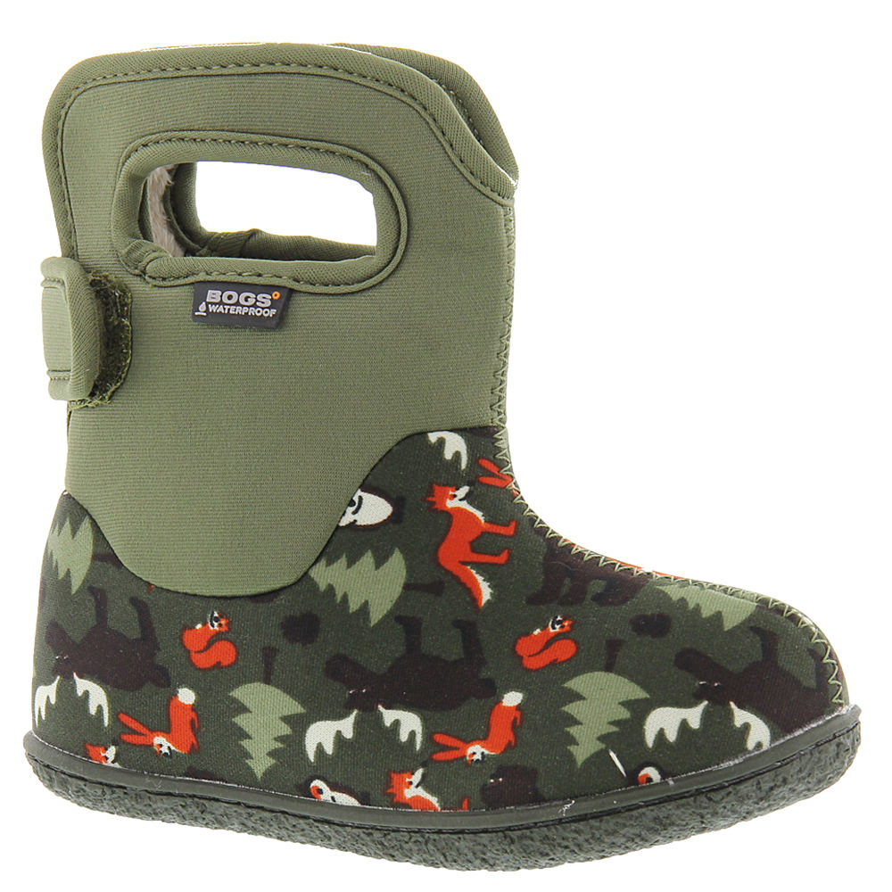 bogs baby bogs classic woodland boys infant toddler boot
